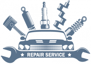 car and parts repair service